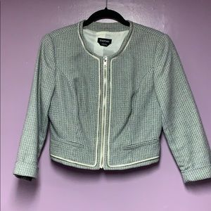 Bebe tweed jacket